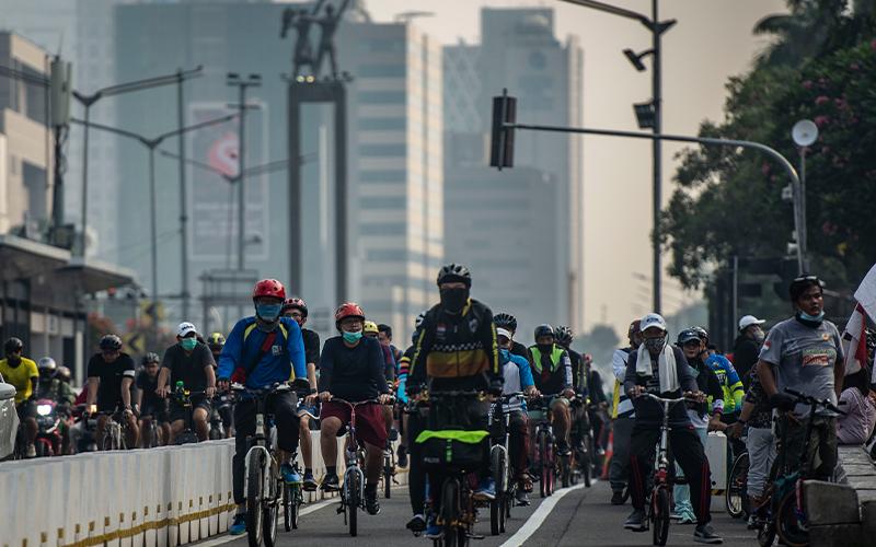 Wow, Insentif Pajak dan Subsidi untuk Pengguna Sepeda Capai 300 Jenis