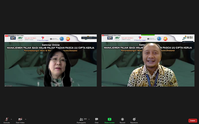 Politeknik Wilmar Bisnis Indonesia & DDTC Teken Kerja Sama Pendidikan