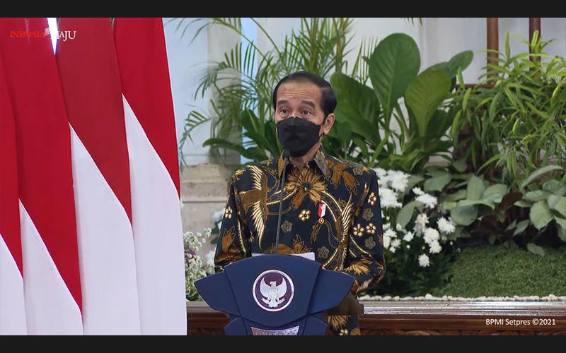 LKPP 2020, Jokowi: Defisit Anggaran Dibiayai dengan Sumber yang Aman