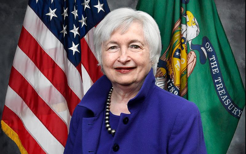 Yellen Bujuk Menteri Keuangan Sepakati Pajak Minimum Global