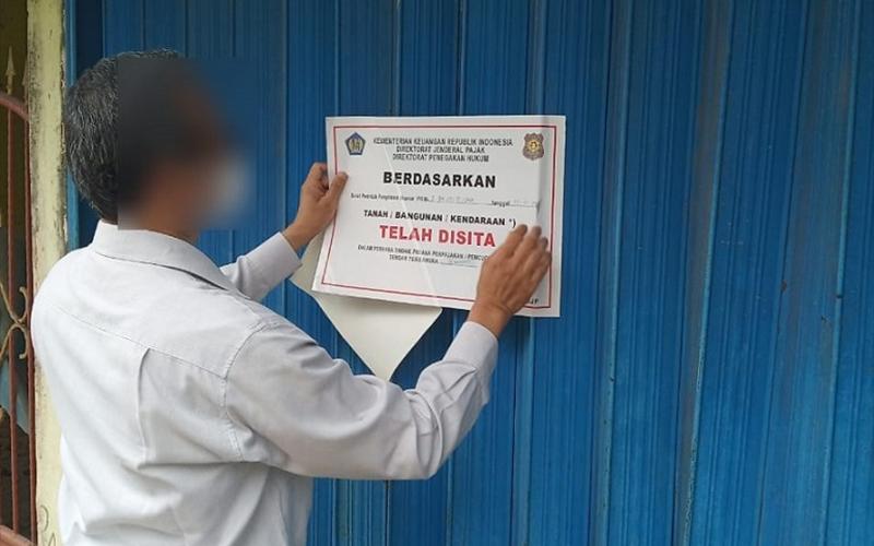 Penyidik DJP Sita Tanah dan Rumah Pengemplang Pajak di Bogor