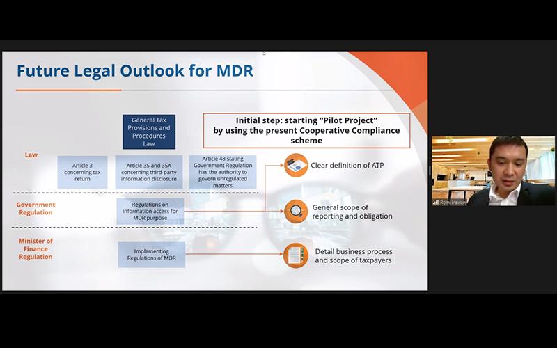 Penerapan MDR di Indonesia Hanya Tunggu Momentum Tepat