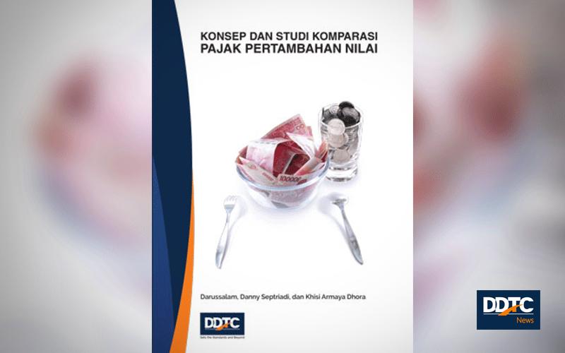 Mau Tahu Konsep dan Studi Komparasi PPN? Baca Buku Ini, Gratis!
