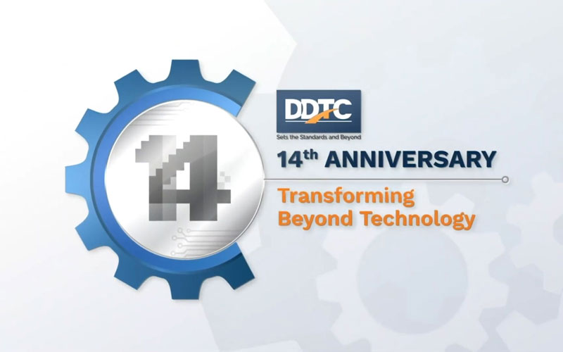 14 Tahun DDTC, Momentum Transformasi Digital
