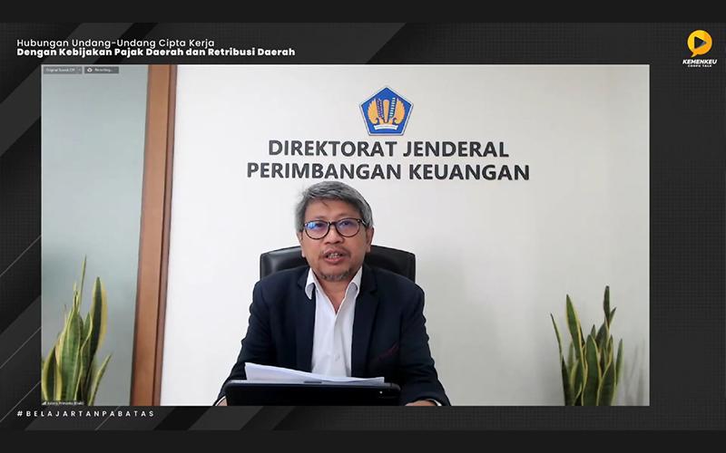 Pemerintah Rencanakan Simplifikasi Pajak dan Retribusi Daerah