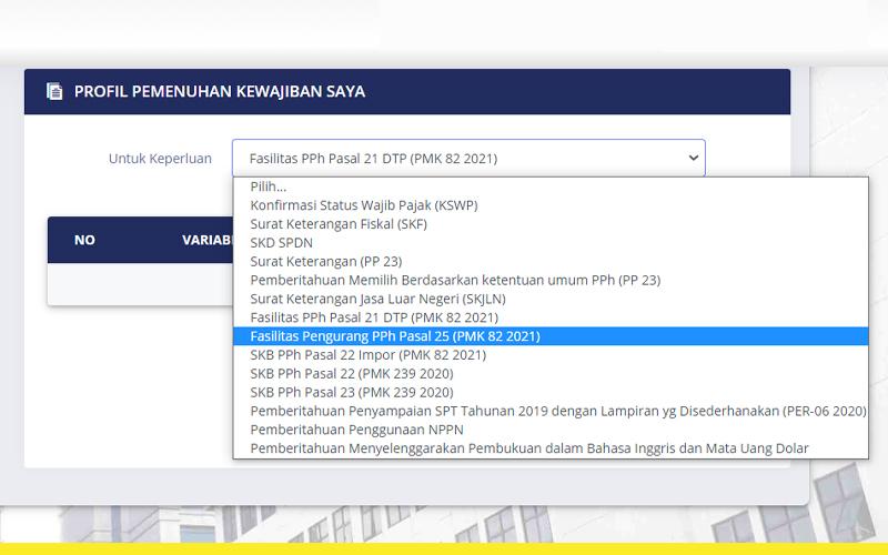 Ajukan Perpanjangan Diskon Angsuran PPh Pasal 25? Lewat DJP Online