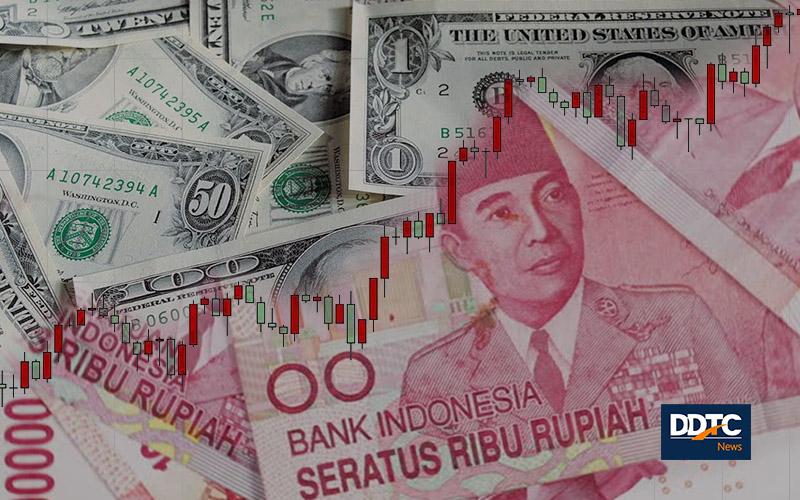 Wah, Rupiah Menguat Terhadap Dolar AS
