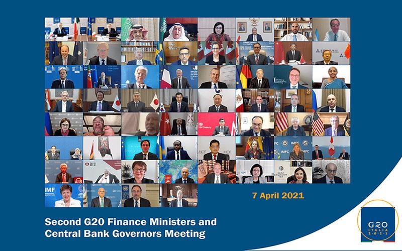 Koordinasi Global Pajak Karbon Diserukan dalam Pertemuan Menkeu G-20