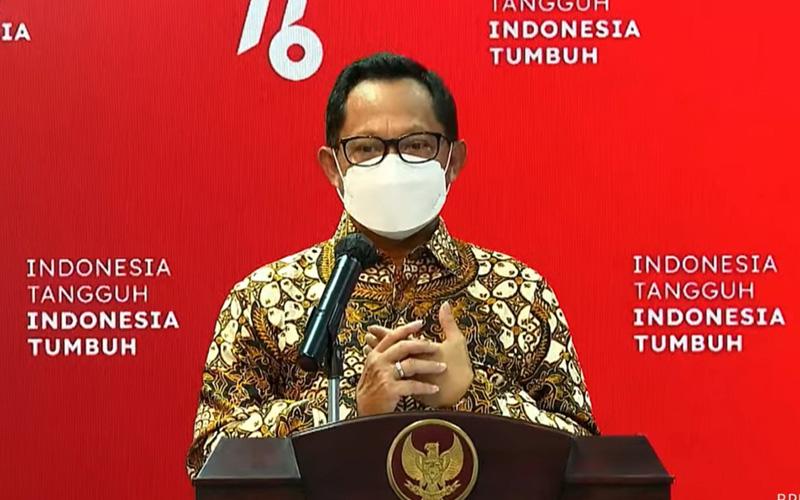 Soal Pelaksanaan PPKM, Tito Karnavian Minta Ini kepada Kepala Daerah