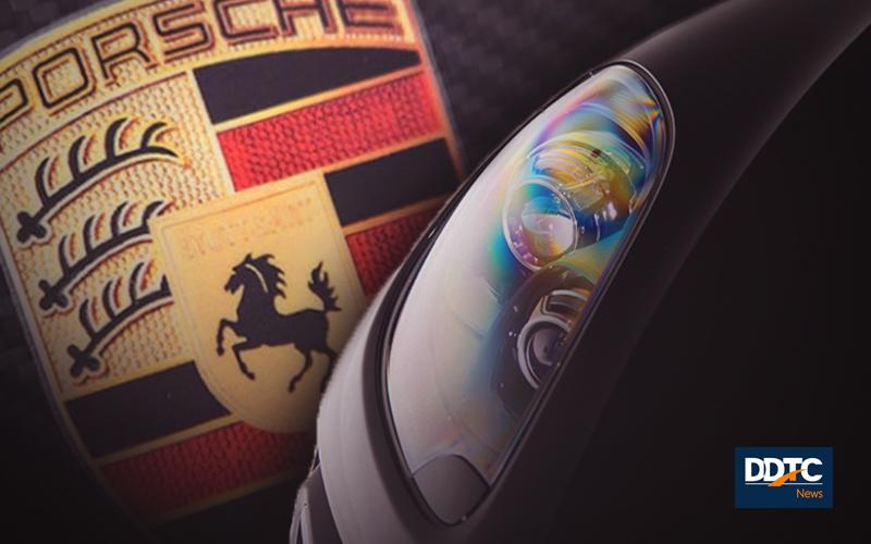 Lalai Lapor SPT, Produsen Mobil Porsche Bayar Denda Pajak Rp683 Miliar