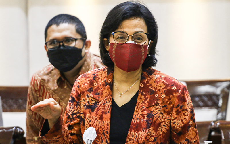 Atasi Perubahan Iklim, Sri Mulyani Paparkan Sederet Kebijakan Pajak