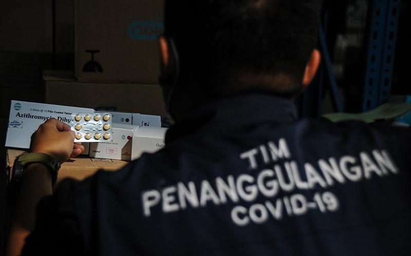 Impor Obat Penanganan Covid-19 Bebas Pajak, Pengajuan Secara Online