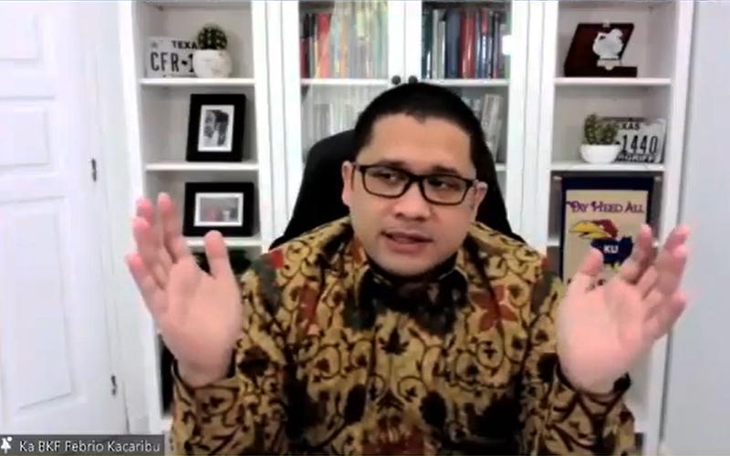 IMF Turunkan Proyeksi Pertumbuhan Ekonomi Indonesia, Ini Respons BKF