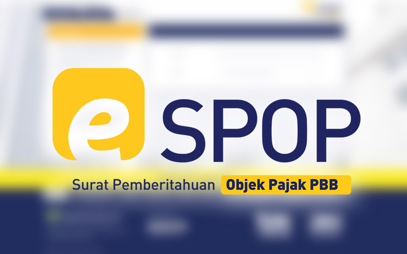 Tersedia Fitur e-SPOP di DJP Online, Sudah Tahu?