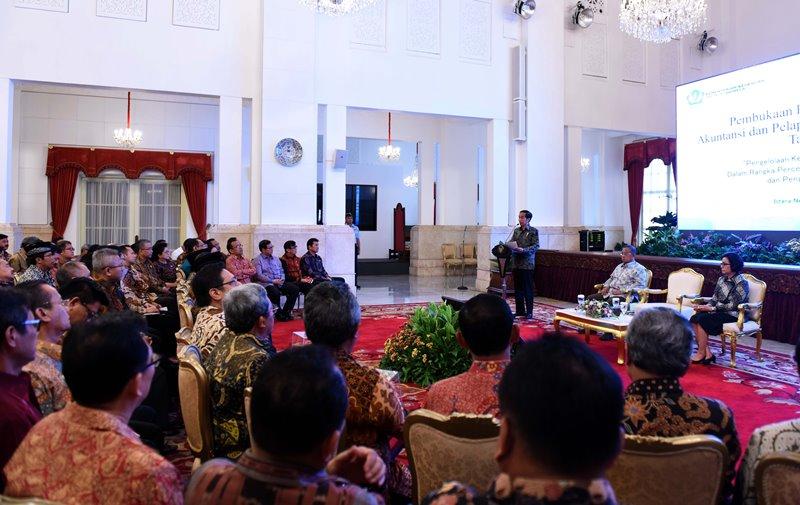Birokrat Sibuk Urus SPJ, Ini Kritik Jokowi