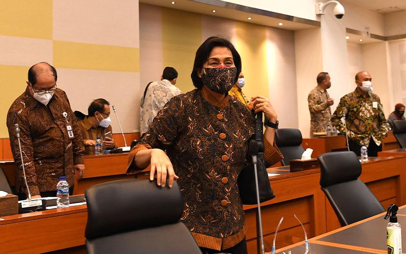 AS Berisiko Gagal Bayar Utang, Sri Mulyani Waspadai Dampaknya Bagi RI