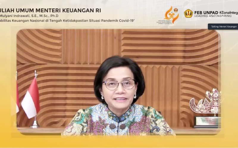 Curhat Sri Mulyani Soal Tarif PPh Badan Indonesia vs Singapura