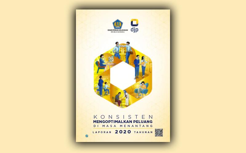 Ditjen Pajak Rilis Laporan, Begini Kilas Balik Kinerja Tahun 2020