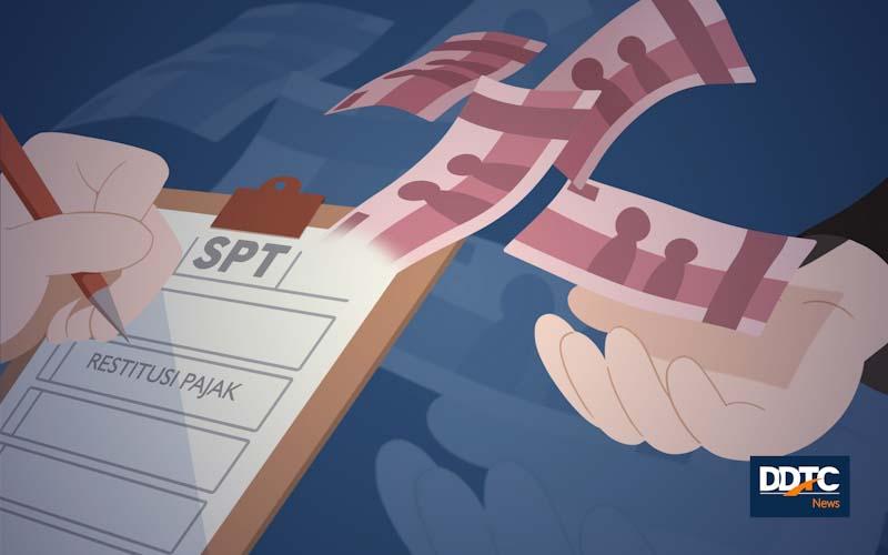 DJP Terima 126.749 Permohonan Restitusi, Tak Sampai Separuh Diproses