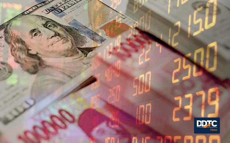 Dolar AS Lanjutkan Tren Penguatan Terhadap Rupiah
