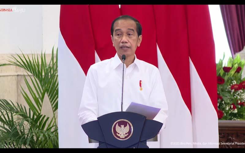 Dorong Hilirisasi Industri, Jokowi: Kita Jangan Cuma Jadi Tukang Gali