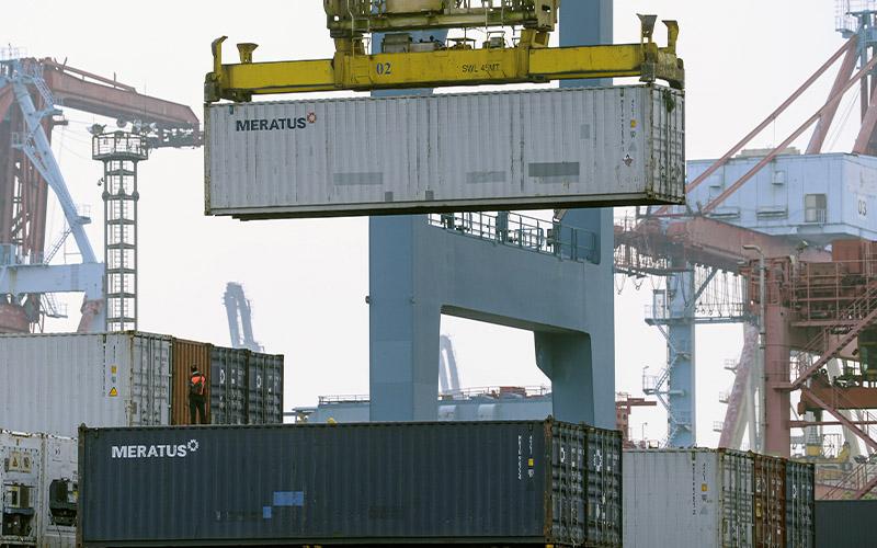 Kinerja Ekspor Impor Positif, Pengusaha Diminta Manfaatkan Momentum