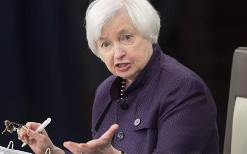 Konsensus Pajak Tercapai, Yellen Harapkan Dukungan Kongres AS