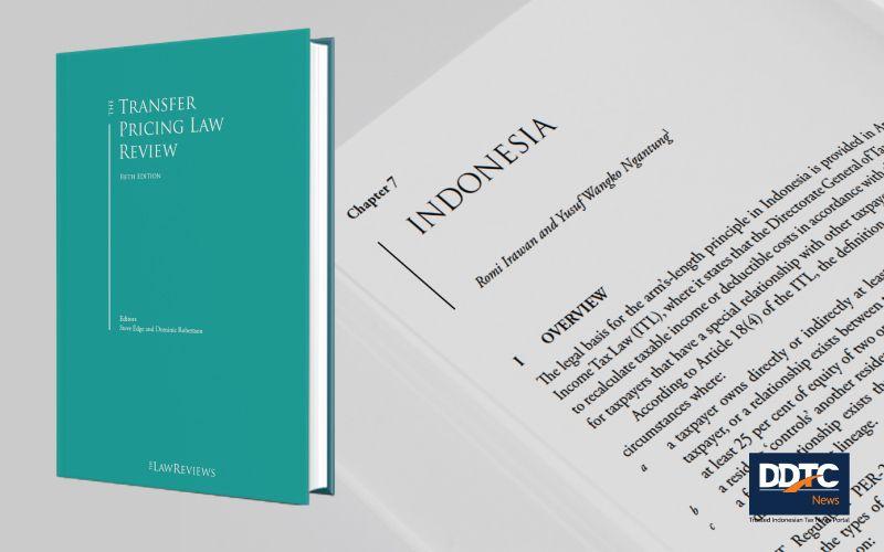 Lagi, 2 Pakar DDTC Berkontribusi dalam Buku Transfer Pricing 18 Negara