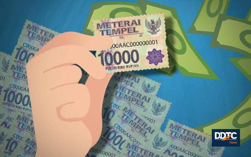Masih Berlaku 3 Bulan, Meterai Rp6.000 dan Rp3.000 Tak Bisa Diuangkan
