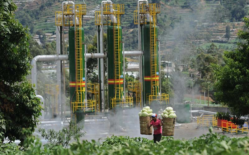METI: Penerimaan Pajak Karbon untuk Pengembangan Energi Terbarukan