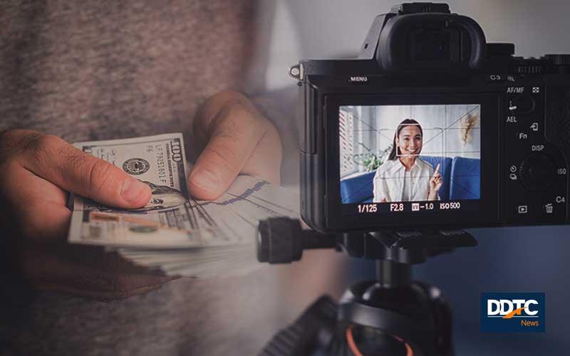 Otoritas Pajak Incar Para Content Creator di Media Sosial