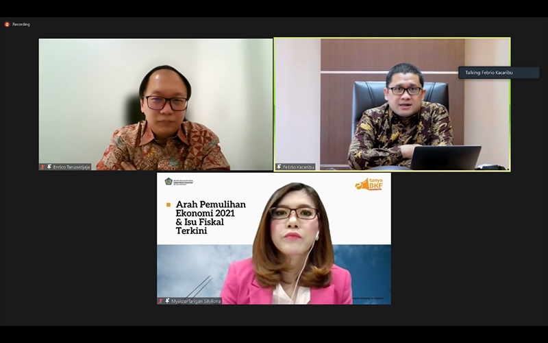 Penyehatan APBN Jadi Tantangan Semua Negara, Indonesia?