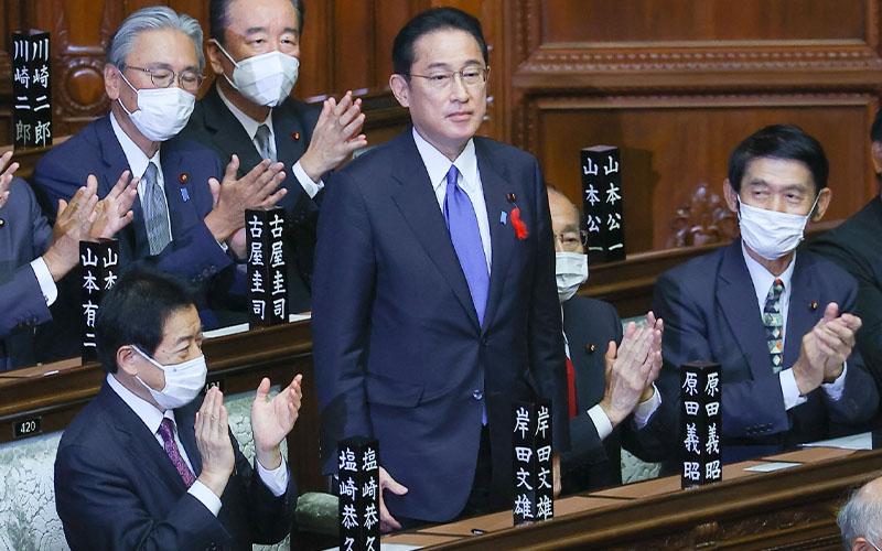 PM Jepang Baru Ini Bakal Naikkan Tarif Pajak dari Investasi