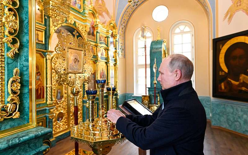 Presiden Putin Bakal Jadikan Daerah Konflik sebagai Tax Haven