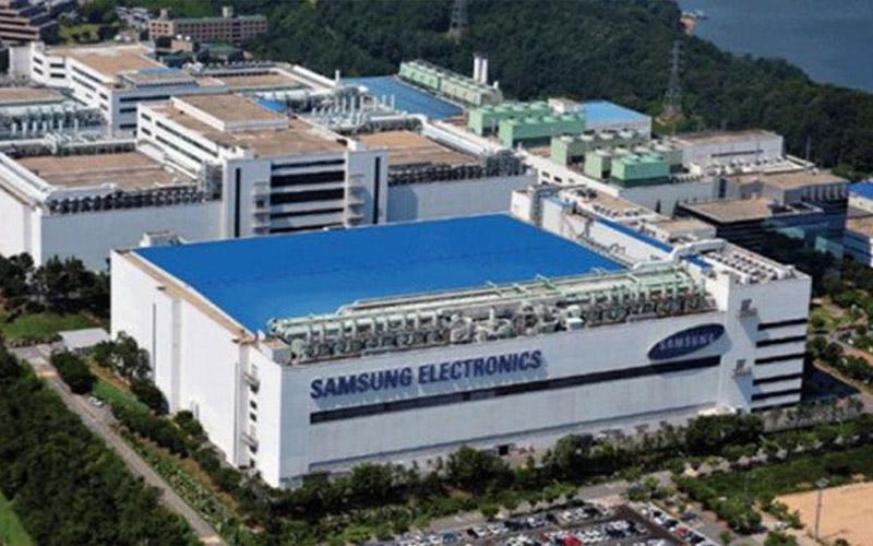 Samsung Bakal Bangun Pabrik US$17 Miliar, Diskon Pajak Disiapkan