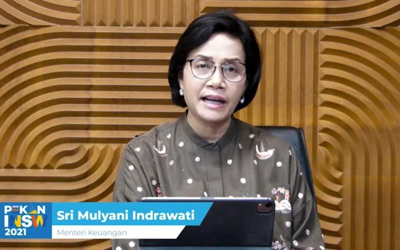 Sri Mulyani Ingin INSW Tak Cuma Mudahkan Pengusaha