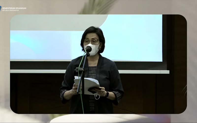 Sri Mulyani Soroti Cara Interaksi Pegawai Kantor Pajak dengan WP