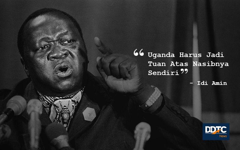 'Uganda Harus Jadi Tuan atas Nasibnya Sendiri'